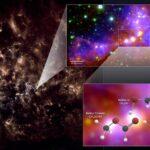 رصد مولکول های آلی پیچیده در ابر ماژلانی بزرگ