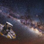 اثرات ادغام کهکشانی در گذشته راه شیری رصد شد