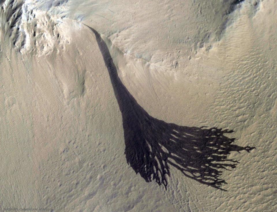 MarsSlopeStreaks MRO