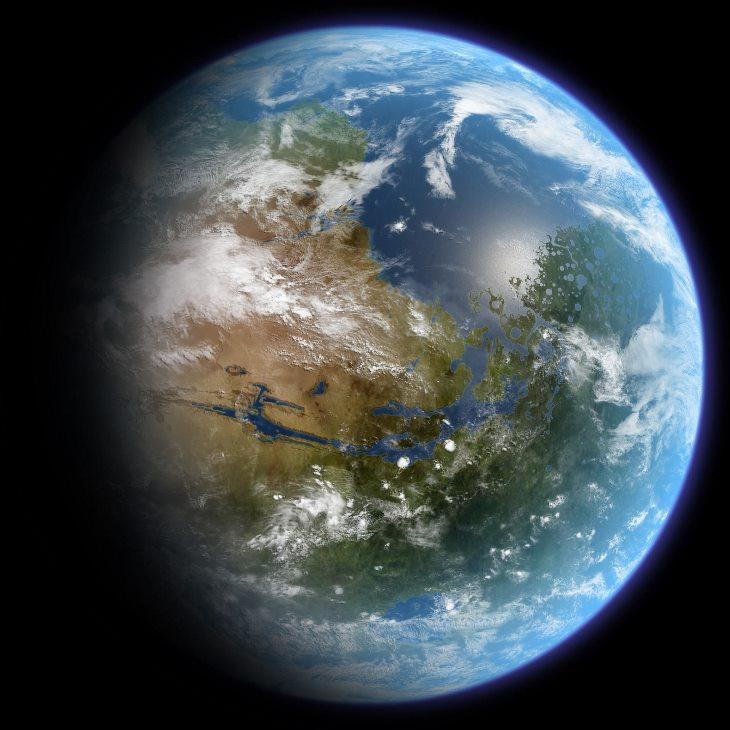 image e Mars Terraforming