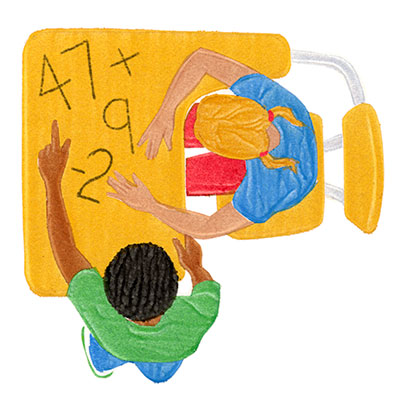 learning classroom math