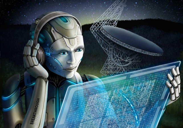 ai finds alien signals