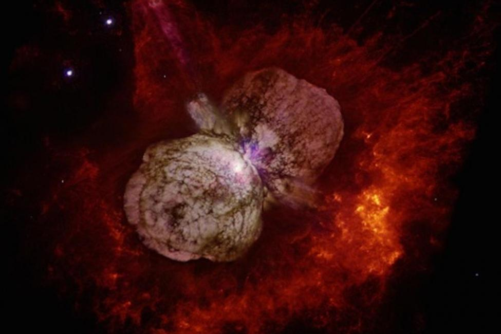 Astronomers measure fastest non lethal stellar blast in history