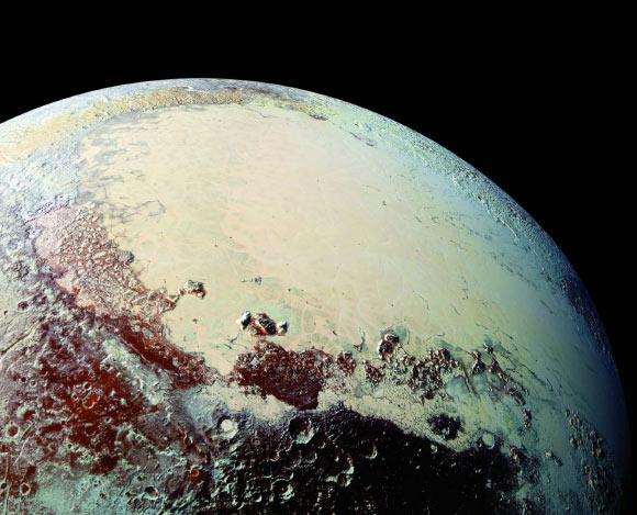 image Pluto