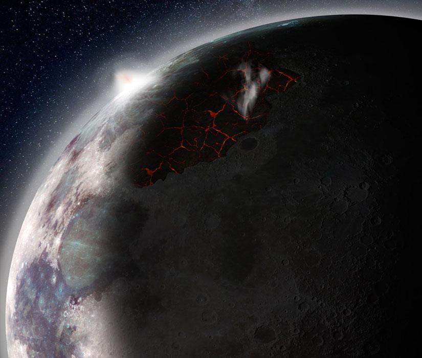 image e Early Moon