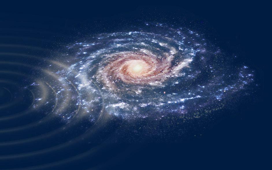 image e Milky Way Sagittarius Dwarf Encounter