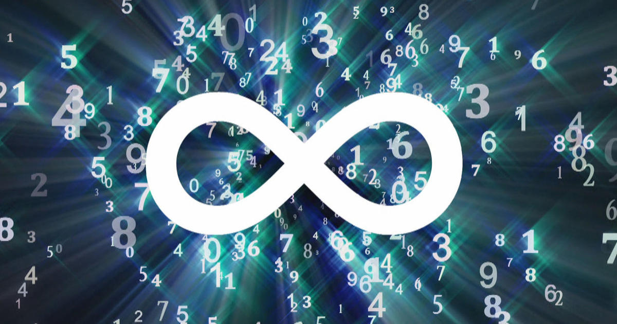 infinity symbol promo