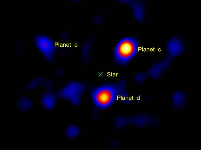 main exoplanet a full