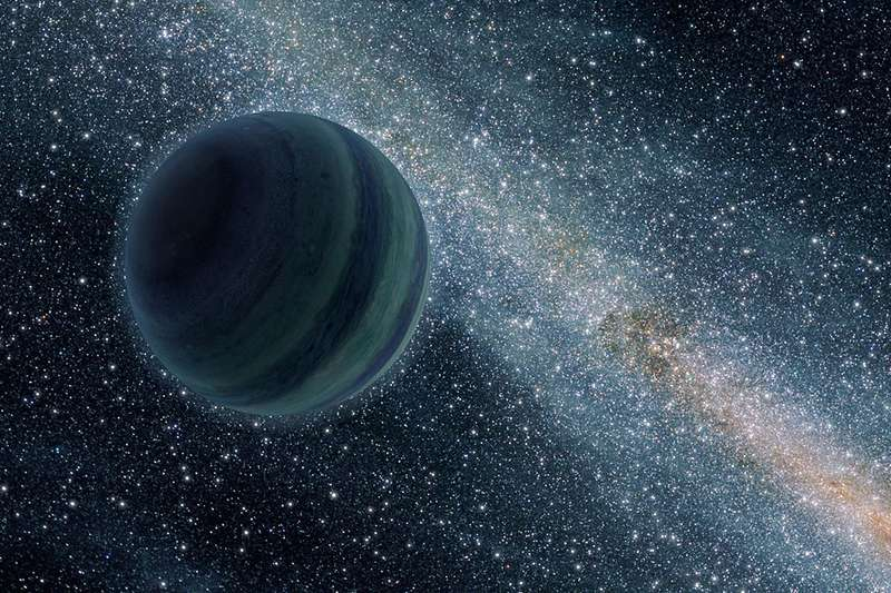 alone in space astronomers find new kind of planet x