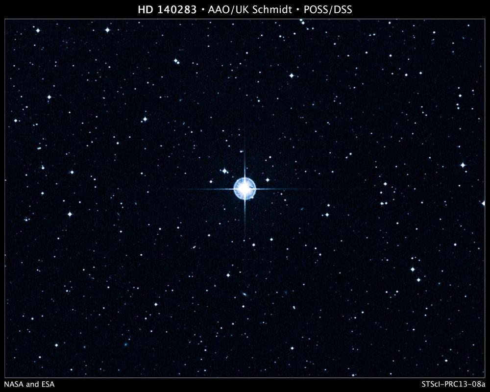 oldest stars