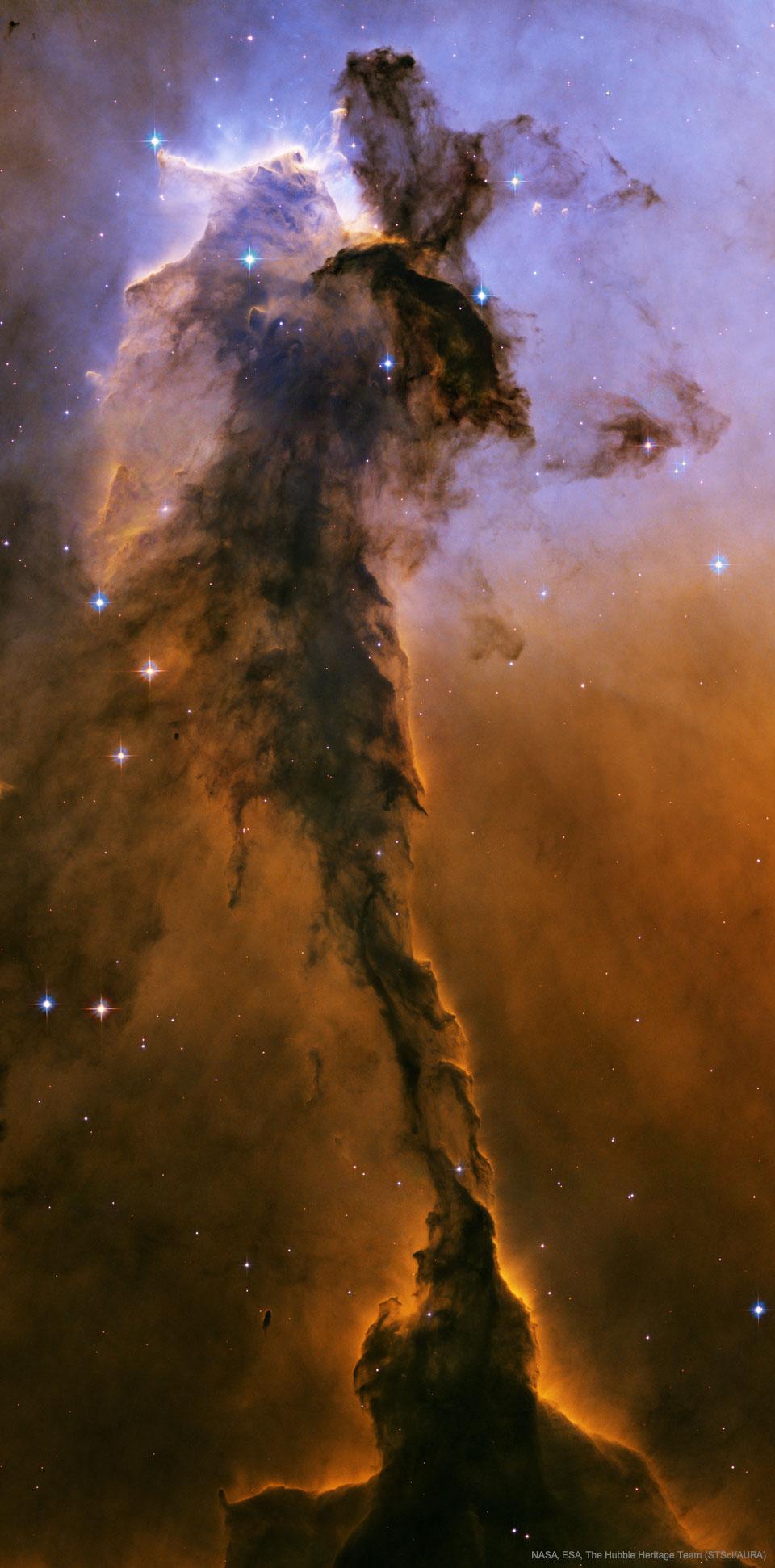 FairyPillar Hubble