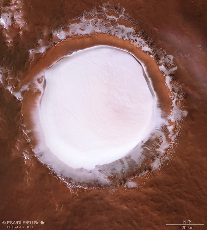 image e Korolev Crater