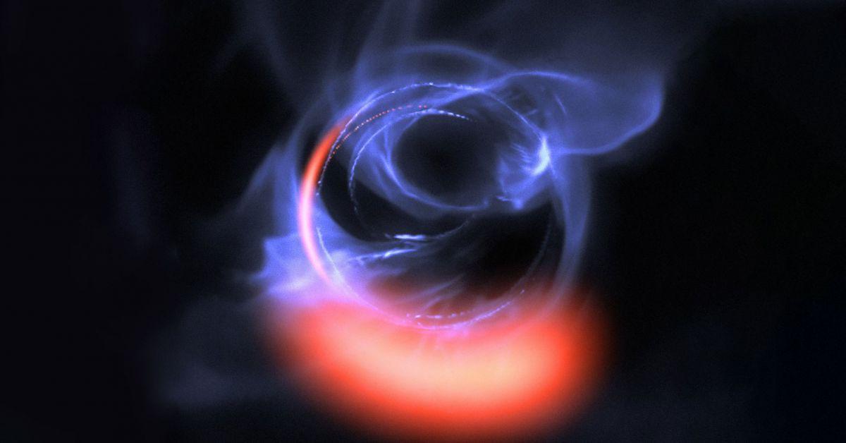 black hole milky way x