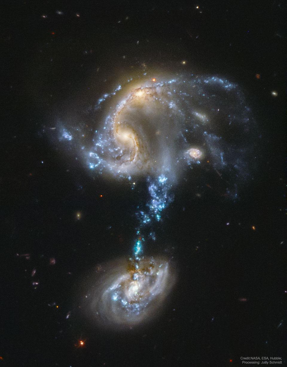 Arp HubbleSchmidt