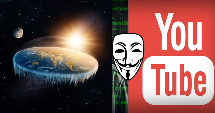 Study reveals YouTube is to blame for spreading Flat Earth conspiracy theories