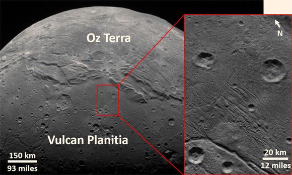 image Vulcan Planitia