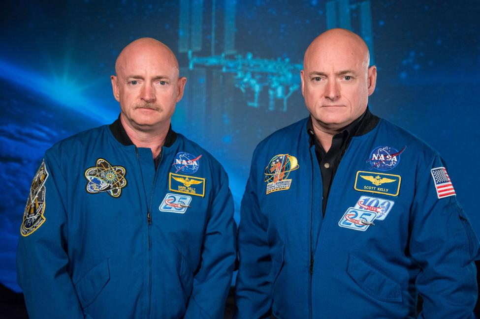 Astronaut Kelly twins show space travel doesnt bring lasting bio changes