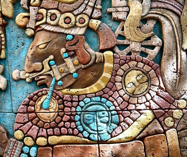 mayan civilization arts