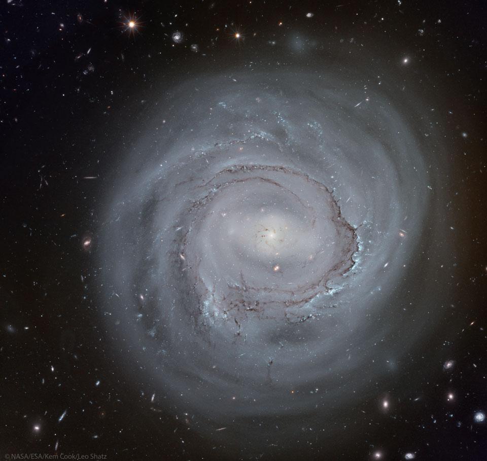 NGC HubbleShatz