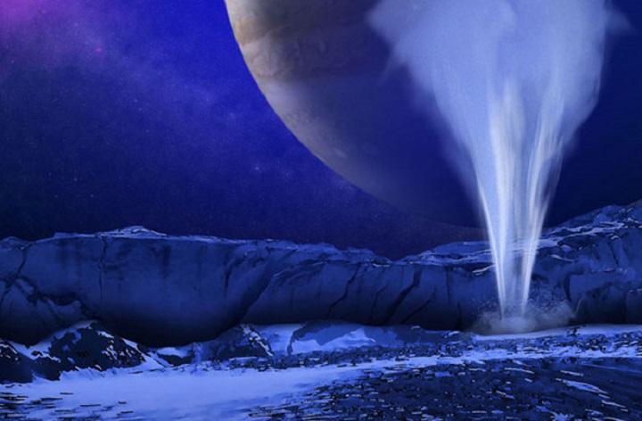 europa water geyser