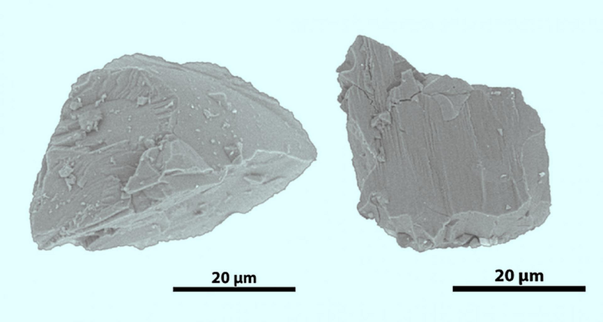 image e Itokawa Particles