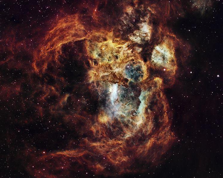 Fiery Lobster Nebula © Suavi Lipinski.jpg.optimal