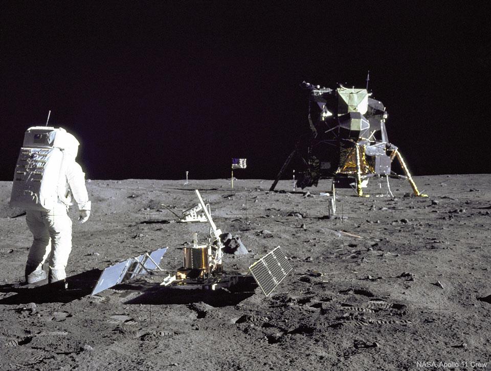 AldrinSeismometer Apollo