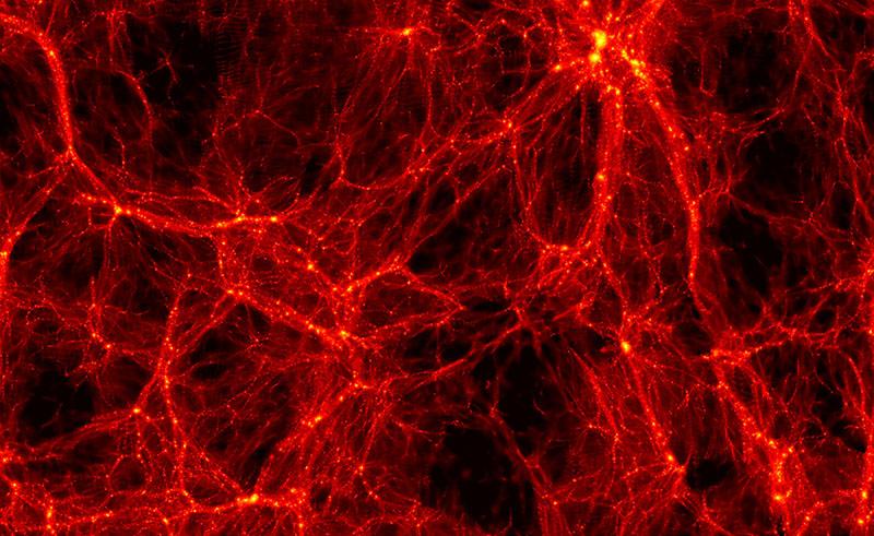 ماده تاریک سبکتر و فرارتر از تصور ماست!