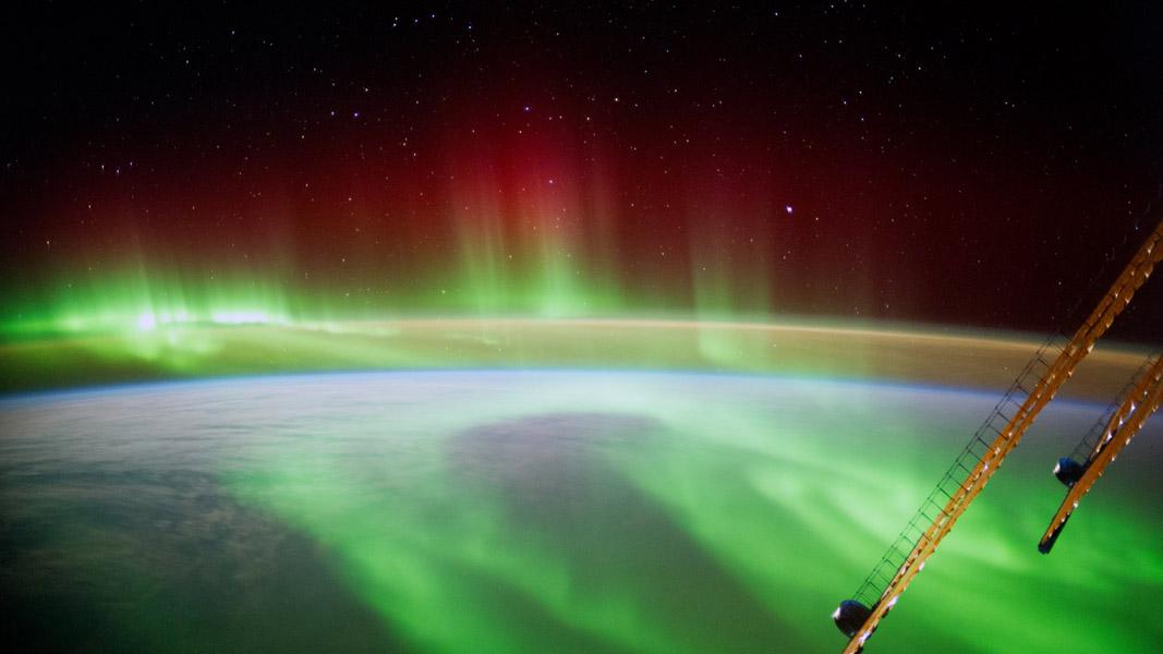 Space Aurora