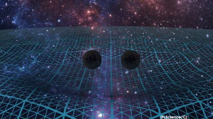 default gravitational waves have been detected for the first time
