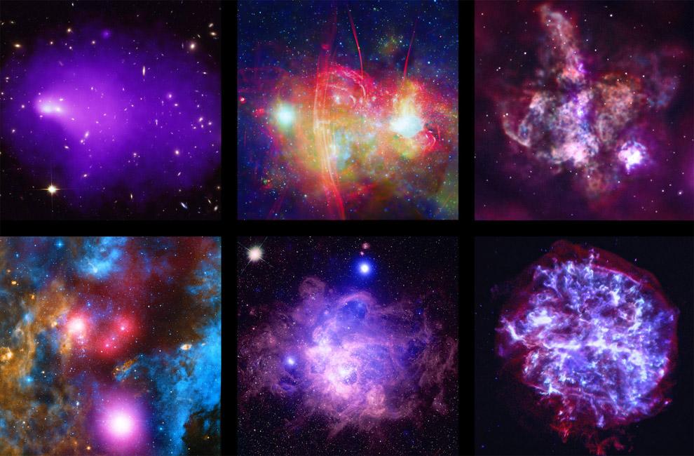 image e Chandra Years