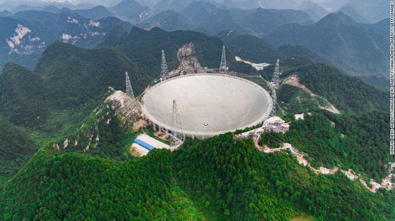 china fast telescope exlarge