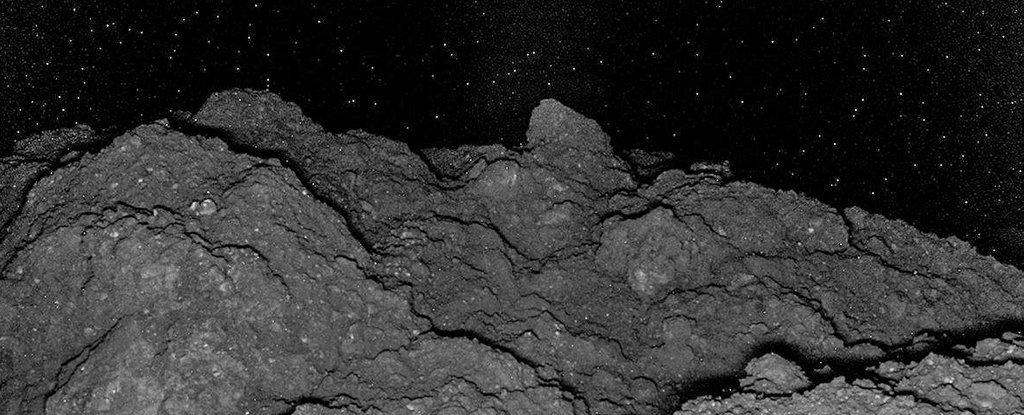 شناسایی ویژگی سنگهای سیارک ریوگو