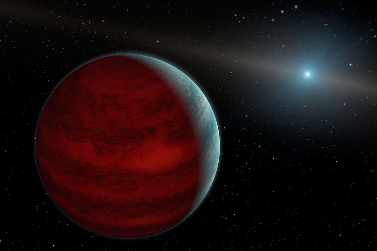 c rejuvenated gas giant planet illustration spl