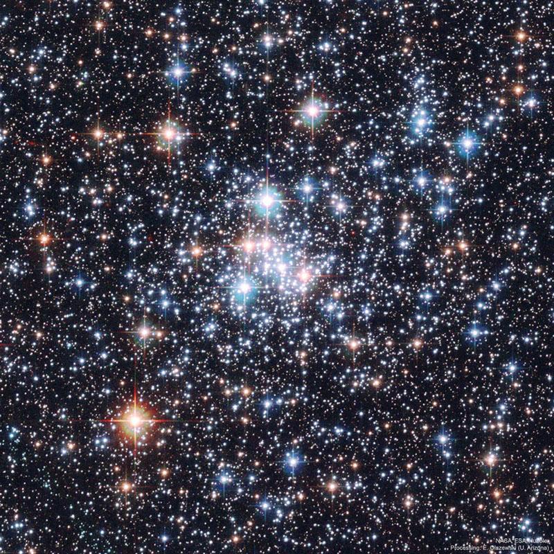 Ngc HubbleOlszewski
