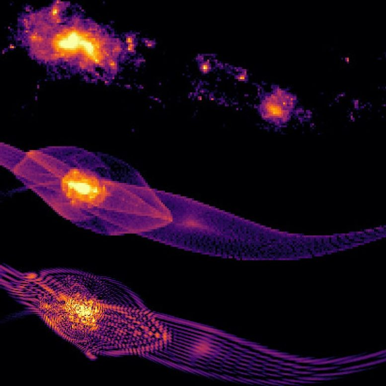 Simulation of Early Galaxy Formation x