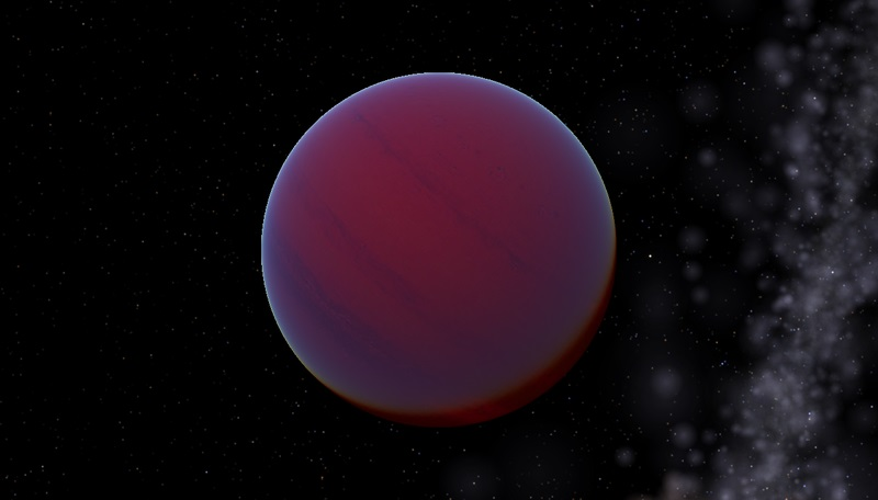 px Brown Dwarf HD B