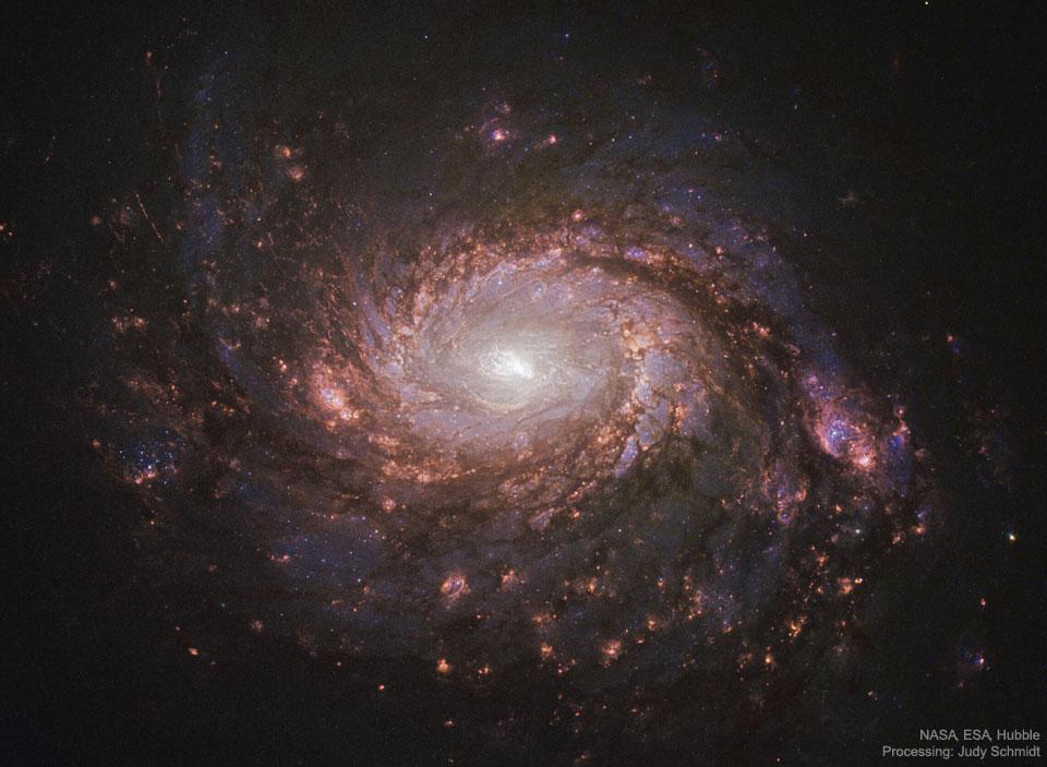 MHalpha HubbleSchmidt
