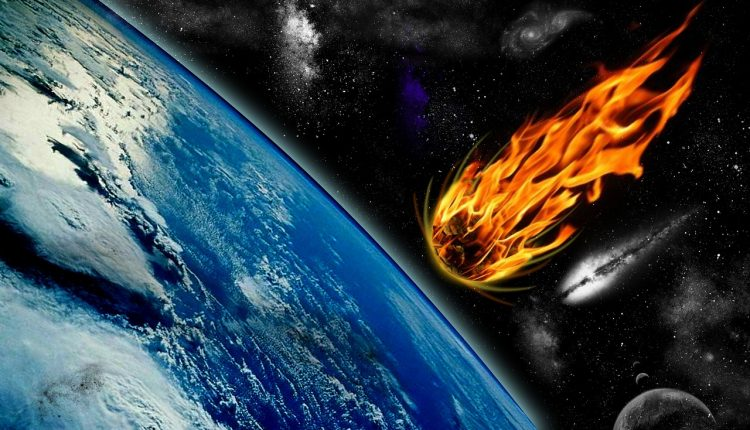 Scientists Are Preparing For The Next Major Meteor Strike x