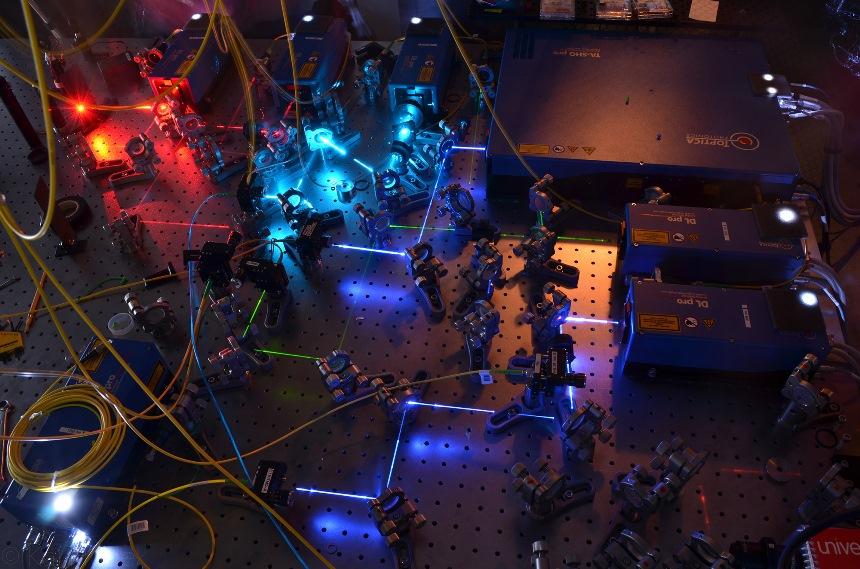 laser Monroe v
