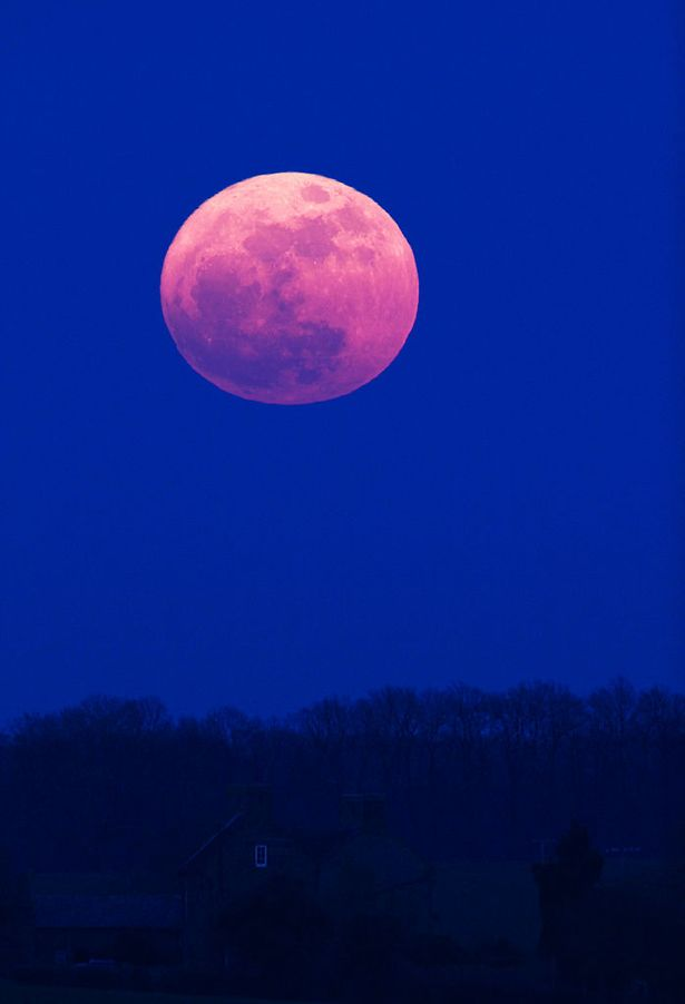 Perigee Moon or Supermoon