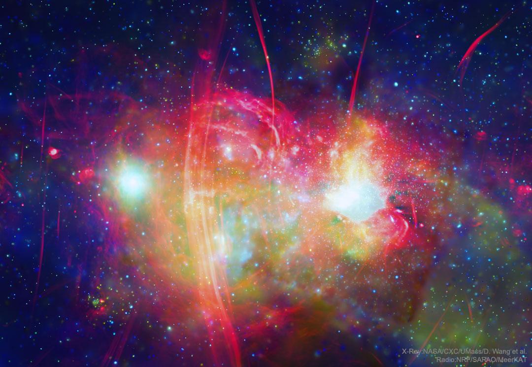 GalCenterRadXray NASA