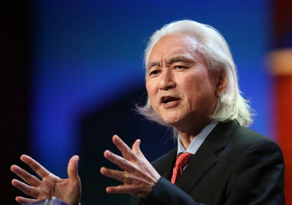 Michio Kaku speaker keynote speech conferencias x