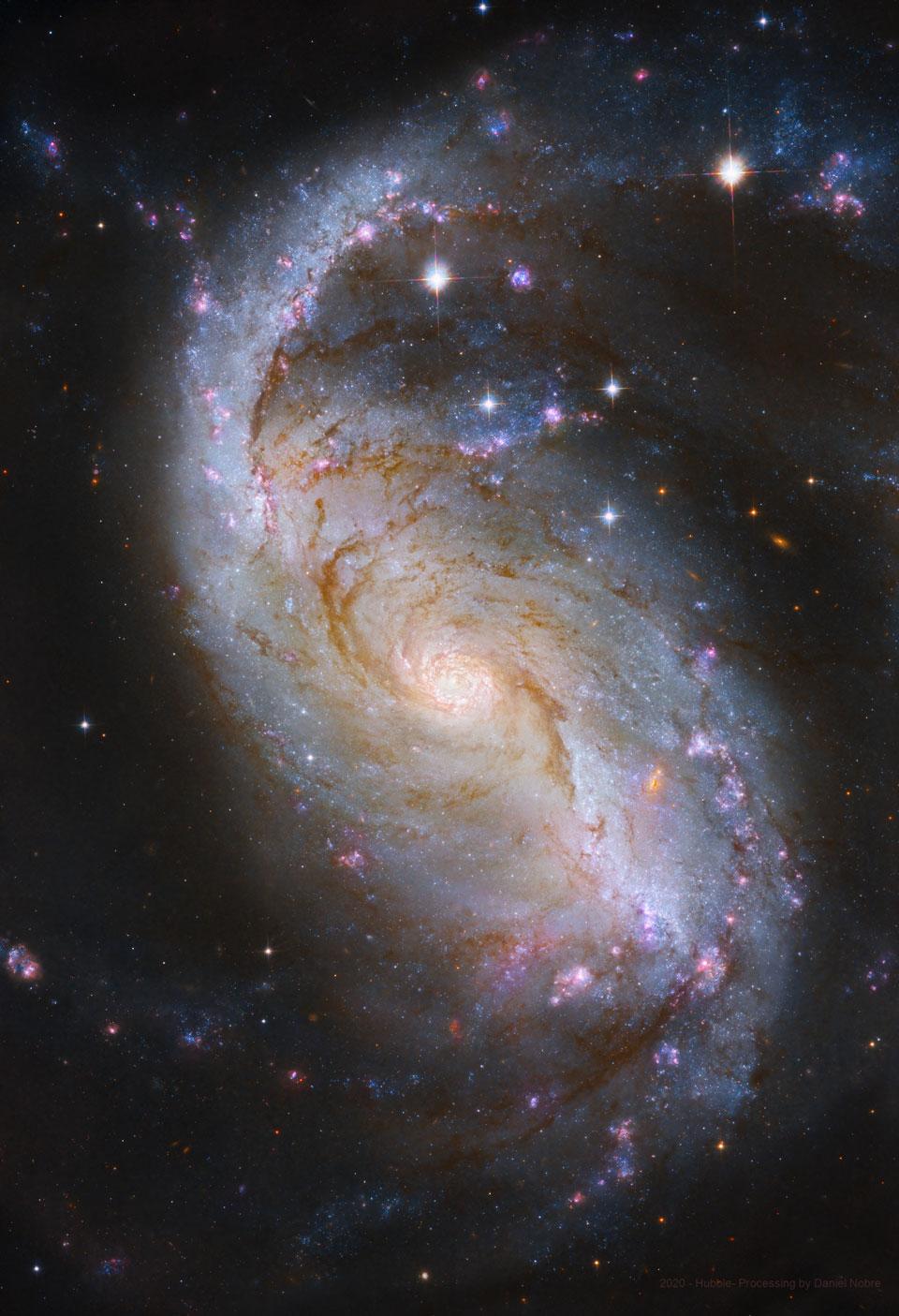 NGC HubbleNobre