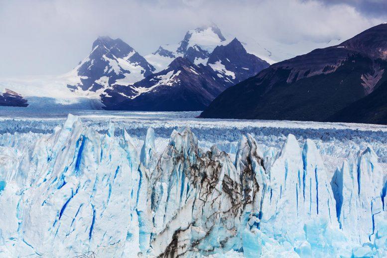 Andean Glacier Argentina x