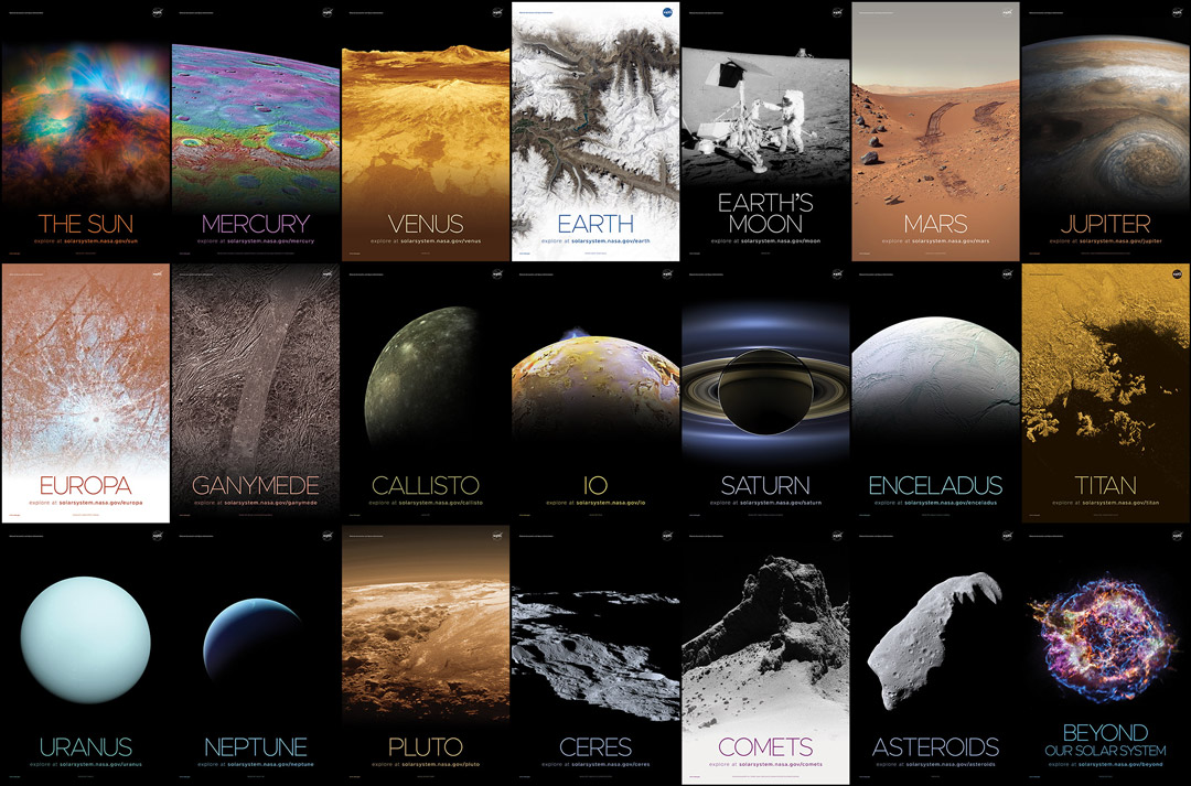 SolarSystemPosters NASA