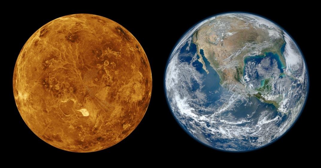 csm Venus Erde dfe