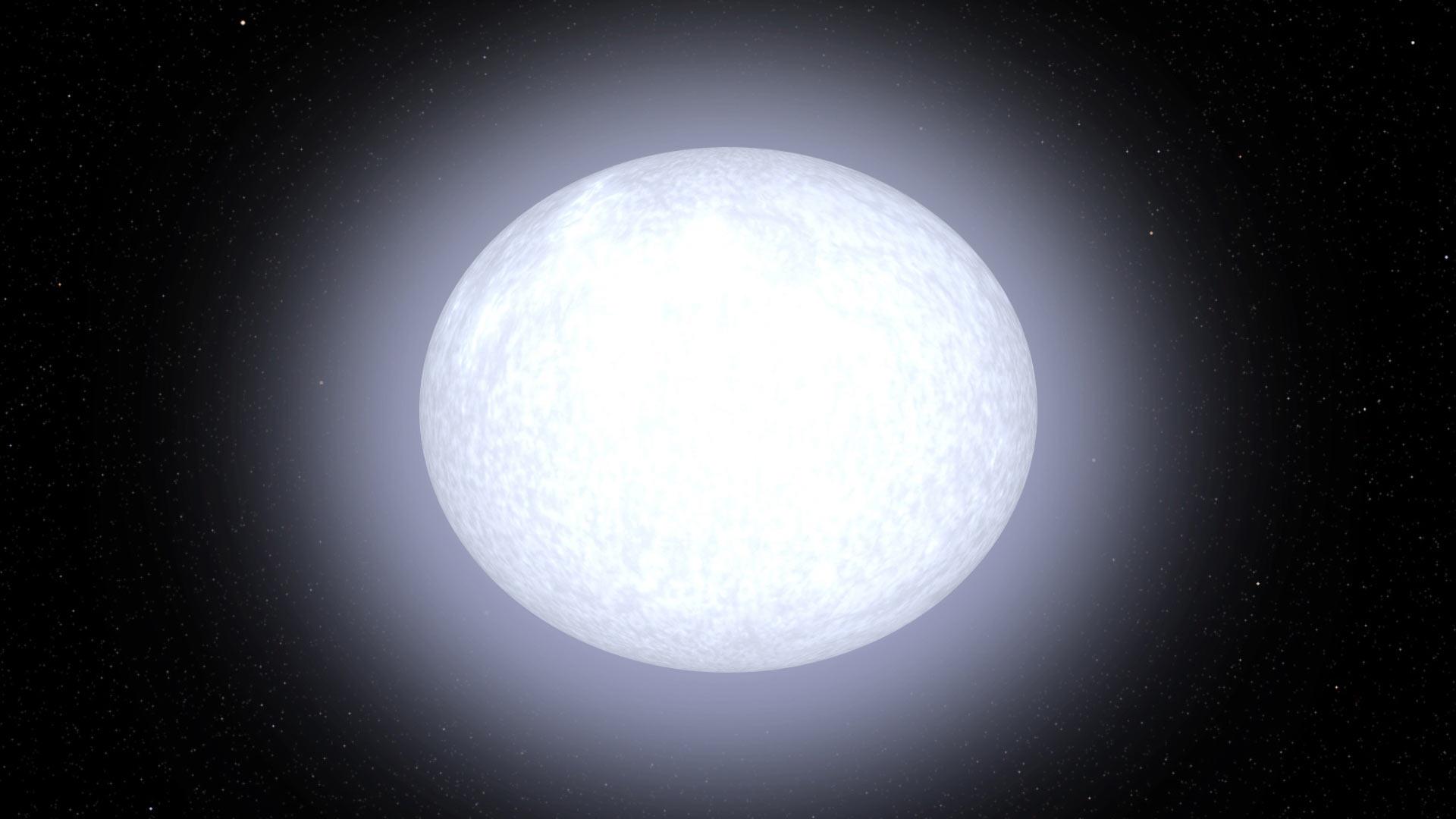 image e Delta Scuti Star