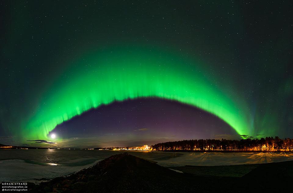 AuroraSweden Strand