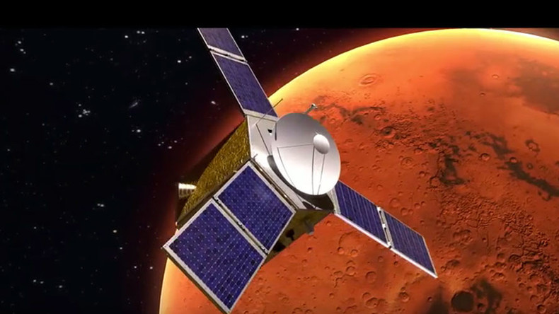 Hope Probe First Arab Space Exploration Mission